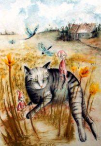 Obraz Lusi Ogińskiej