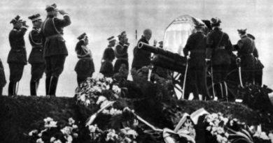 Pogrzeb Marszałka