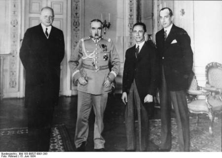 Niemcy u Marszałka