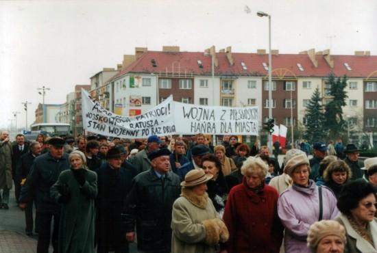 Demonstracja