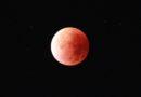 Superksiężyc nad Koszalinem