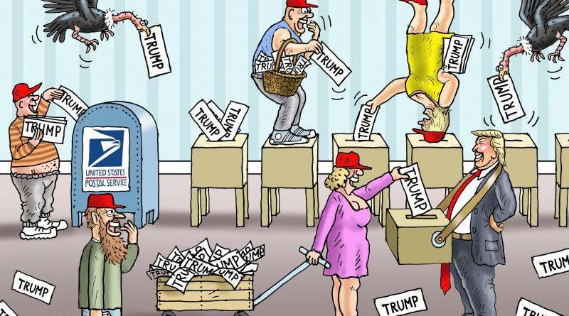 O wyborach w USA bez emocji