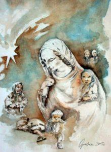 Matka Boska Dzieci Zamojszczyzny