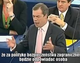 Mr Farage